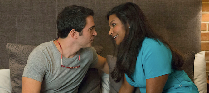 The Mindy Project, Ask Amber