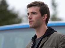 Lucas Bryant in Showcase's 'Haven.' Photo from Shaw Media.