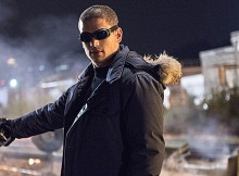 Wentworth Miller as Captain Cold in 'The Flash.'