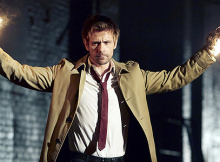 Matt Ryan as 'Constantine.' Photo credit: NBC.