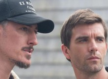 Eric Balfour and Lucas Bryant in Showcase's 'Haven.' Photo from Shaw Media.