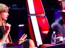 The Voice Knockouts round two with Taylor Swift