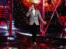 The Voice top 10 perform