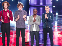 The Voice Top 3 revealed