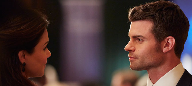 Daniel Gillies, Saving Hope