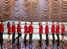 """GLEE: New Directions performs at sectionals in the """"We Built This Glee Club"""" (FOX)"""
