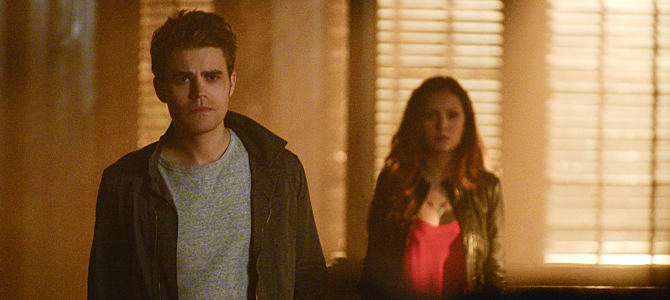 The Vampire Diaries: Turning Off The Humanity Switch