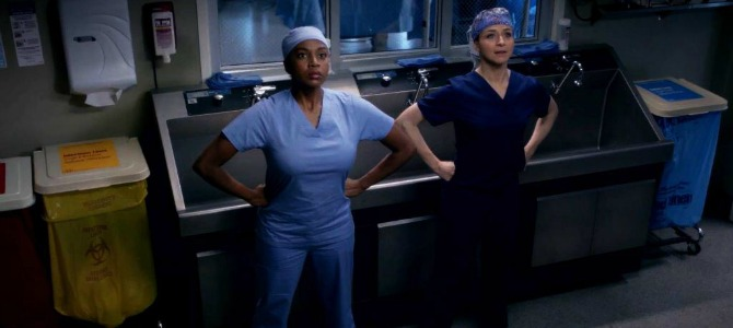 Grey's Anatomy: Where Doctors Become Superheroes - The TV ...