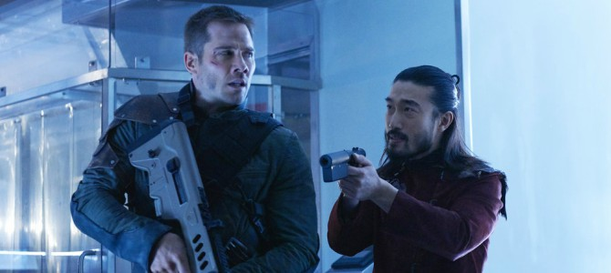 Steve Wilkie/Syfy/Killjoys II Productions Limited