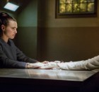 "Supergirl -- ""Luthors"" -- Image SPG212a_0134 -- Pictured (L-R): Katie McGrath as Lena Luthor and Brenda Strong as Lillian Luthor -- Photo: Bettina Strauss/The CW -- © 2017 The CW Network, LLC. All Rights Reserved"