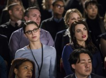 "Supergirl -- ""Ace Reporter"" -- SPG218b_0231.jpg -- Pictured (L-R): Melissa Benoist as Kara/Supergirl and Katie McGrath as Lena Luthor -- Photo: Diyah Pera/The CW -- © 2017 The CW Network, LLC. All Rights Reserved"