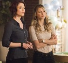 "Supergirl -- ""Far From The Tree"" -- SPG303a_0014.jpg -- Pictured (L-R): Chyler Leigh as Alex Danvers and Melissa Benoist as Kara/Supergirl -- Photo: Dean Buscher/The CW -- © 2017 The CW Network, LLC. All Rights Reserved"