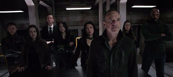 """MARVEL'S AGENTS OF S.H.I.E.L.D. – """"All the Comforts of Home"""""""