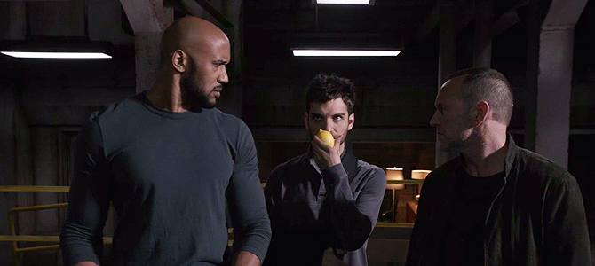 """MARVEL'S AGENTS OF S.H.I.E.L.D. – """"All Roads Lead…"""""""