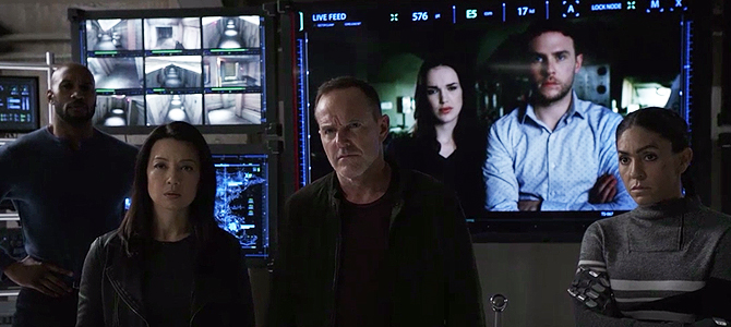 """MARVEL'S AGENTS OF S.H.I.E.L.D. – """"Option Two"""""""