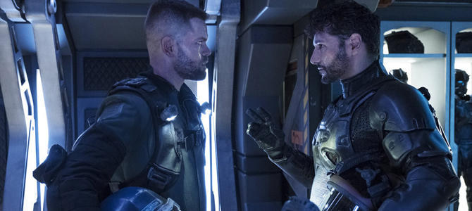 """THE EXPANSE -- """"Fight or Flight"""" Episode 30"""