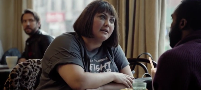 Dietland Exclusive Video: Plum and Steven Get Into An Argument - The TV Junkies