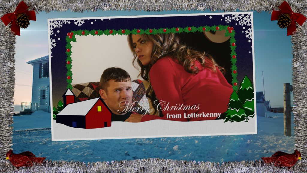 LETTERKENNY: A Christmas Special and New Six-Pack of ...