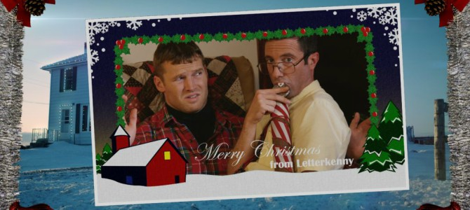 LETTERKENNY Preview: The Holidays Come to Letterkenny - The