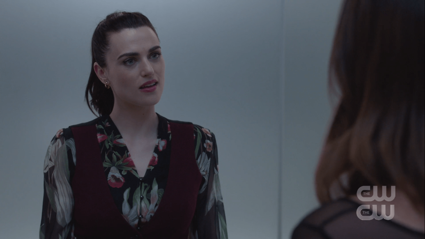 You can't science away an explanation for morality, Lena!